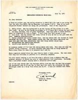 Roland B. Parker to Dean Bradshaw