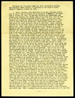 Statement of Private Edgar Lee Bell...in reference to the death of Lieut. Joseph H. Johnston